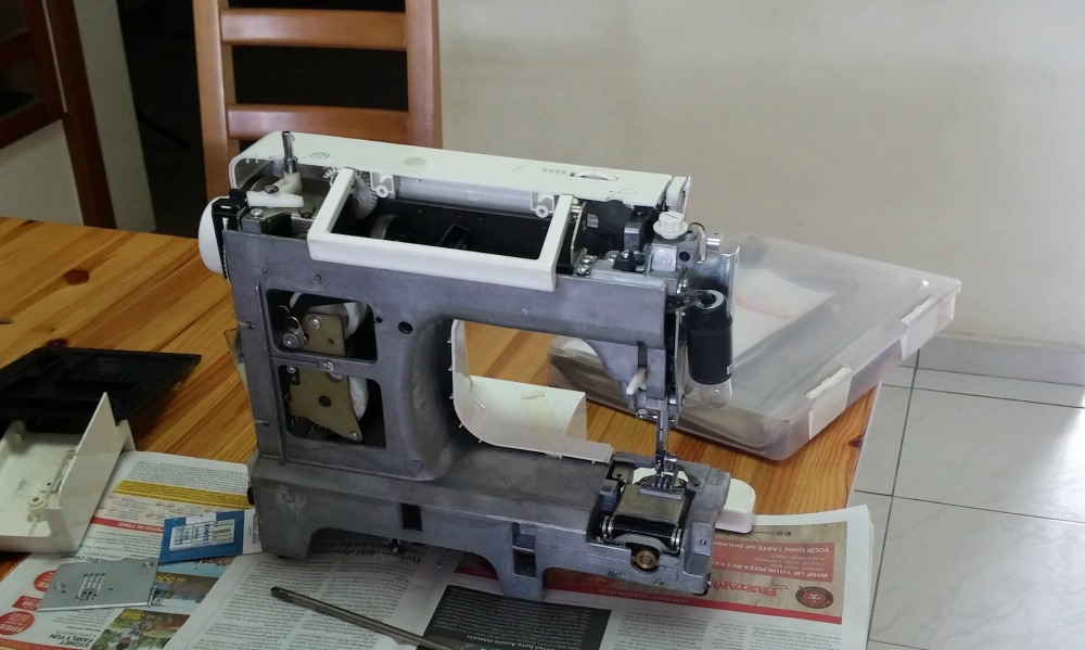 The Ultimate Sewing Machine Repair Cheat Sheet - Green ...