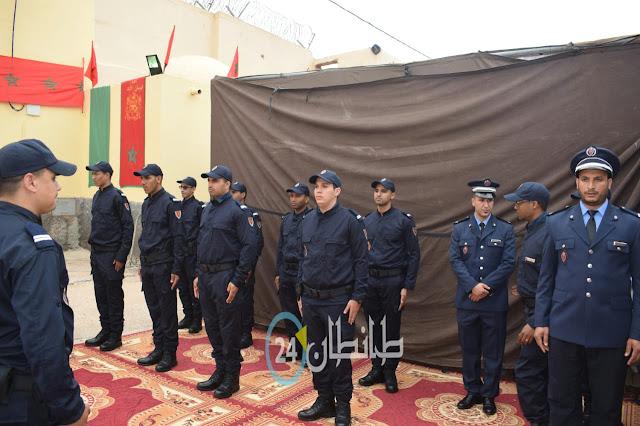 أسرة المندوبية العامة لإدارة السجون وإعادة الإدماج تحتفل بالذكرى الحادية عشة لتأسيسها