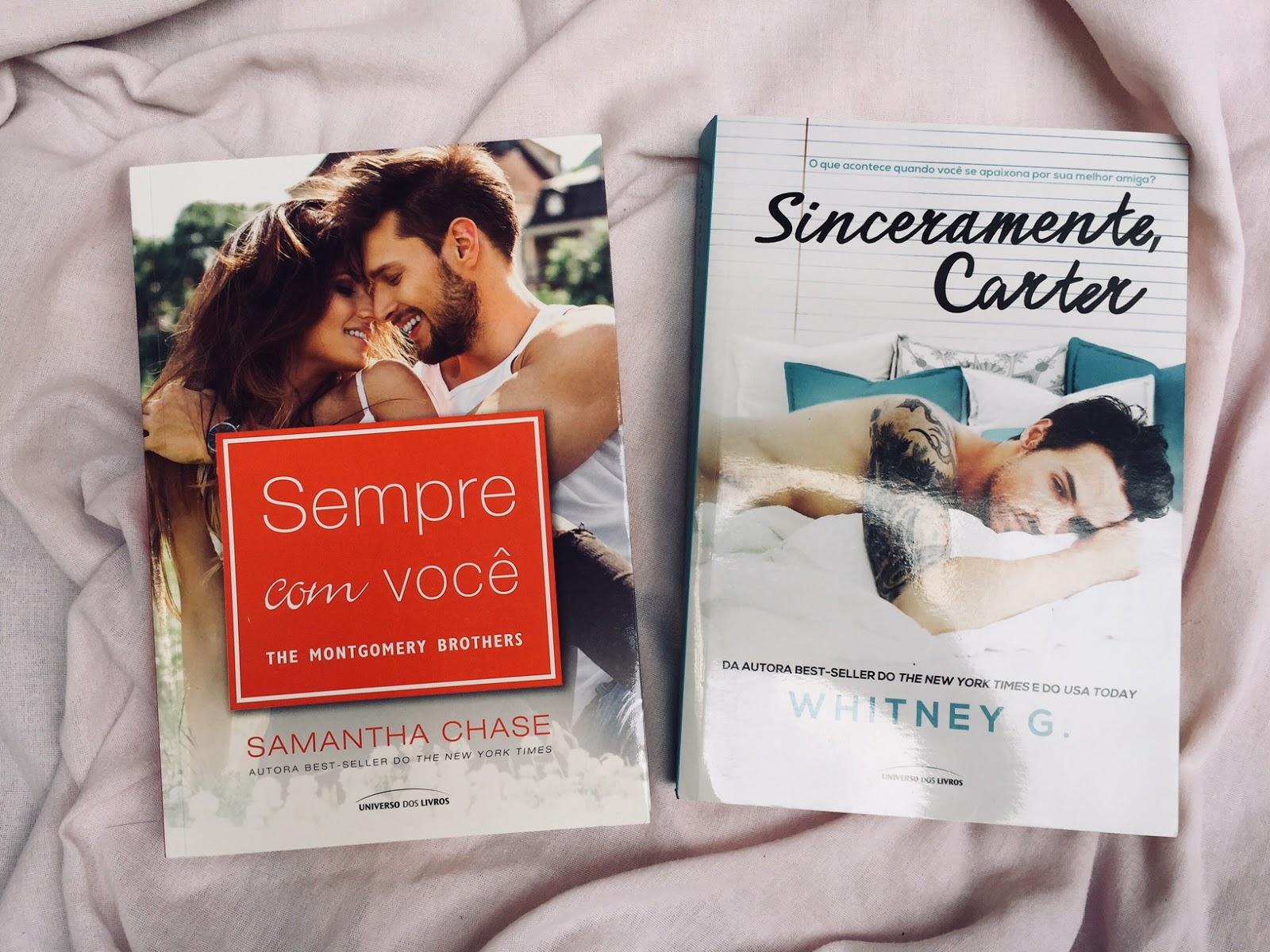 Livros comprados na Bienal de São Paulo!