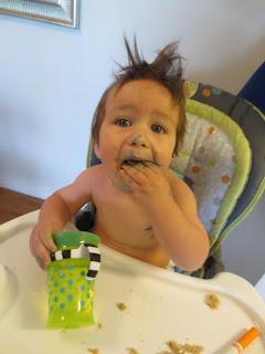 david loves banana bread