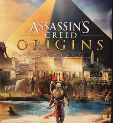 assassin's creed origins ps4 Gameplay