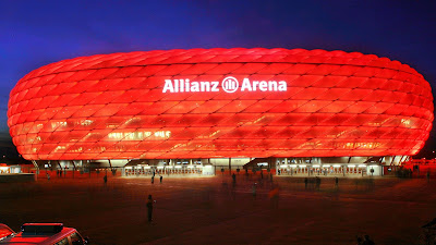 Allianz Arena 5 Stadion Termewah Di Dunia