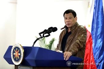 Mantan Pejabat OMA Ditunjuk Duterte untuk Otonomi Bangsamoro