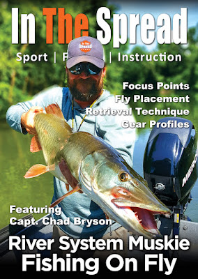 in the spread river system muskie flyfishing chad bryson full throttle media