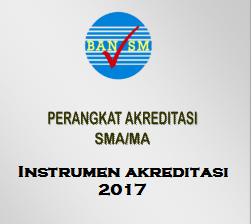 ukti Fisik Akreditasi SMA/MA 8 Standar