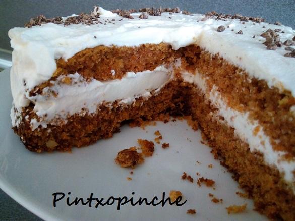 carrot cake, sin gluten, postres, zanahoria, pastel, frosting, jengibre, pastel de zanahoria