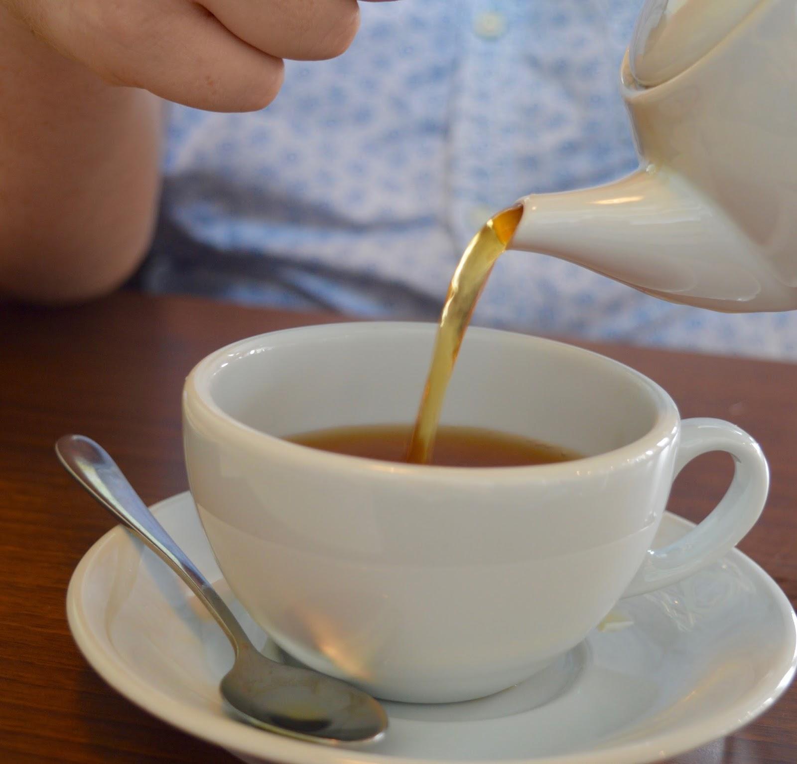 Cafe 32 | Linskill Centre, North Shields - A review - tea