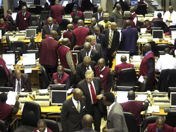 NSE sustains growth on year end activities