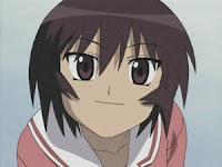 คางูระ (Kagura) @ Azumanga Daioh อสึมังกะ โรงเรียนป่วนนักเรียนเป๋อ