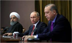 Putin drops Erdogan's seat deliberately at Sochi summit