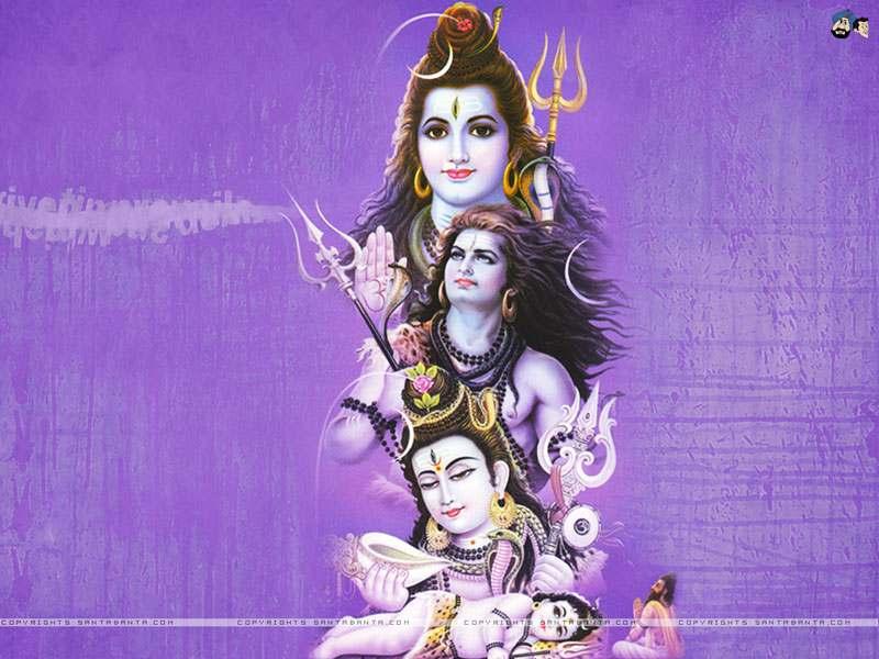HD Images of God Shiva