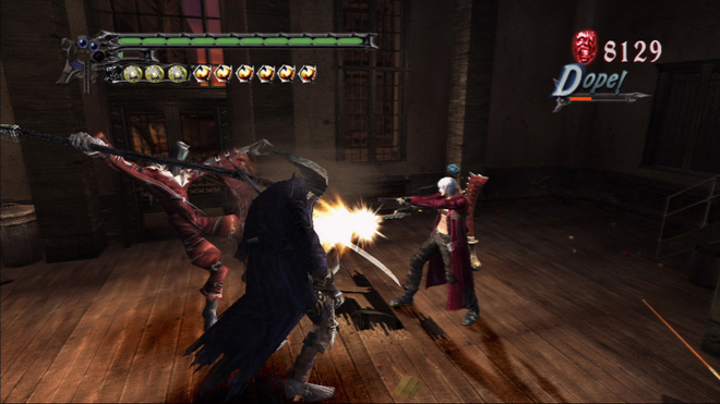 DEVIL MAY CRY 3: DANTE'S AWAKENING (SPECIAL EDITION) PS2 ISO (USA)