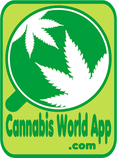 Logo Cannabis World App
