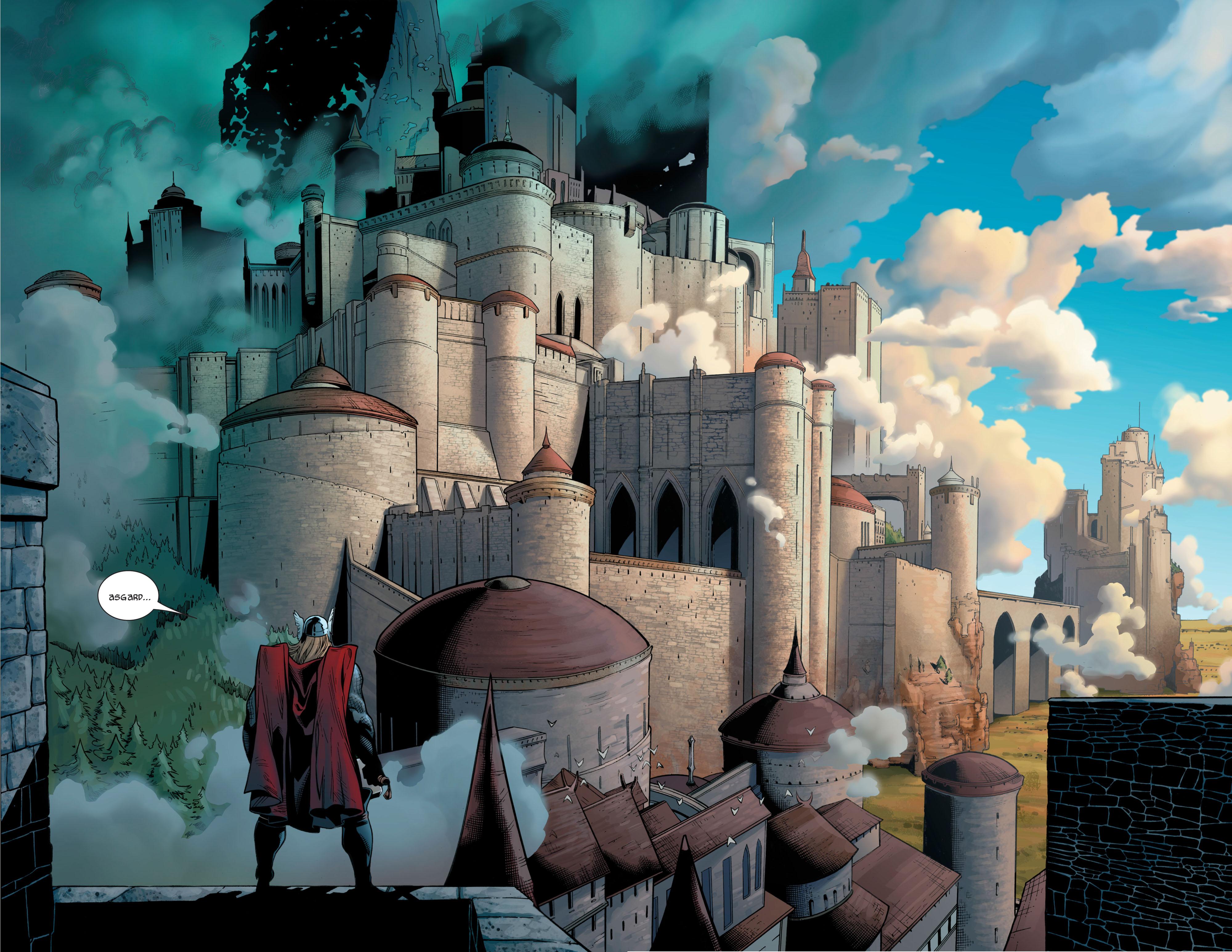 Thor (2007) Issue #2 #2 - English 11