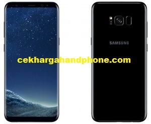 Handphone Terbaru Samsung Galaxy S8+