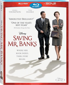 Blu-ray Review - Saving Mr. Banks
