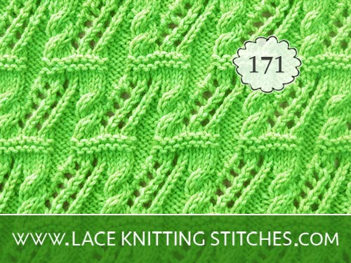 Cable and Lace pattern