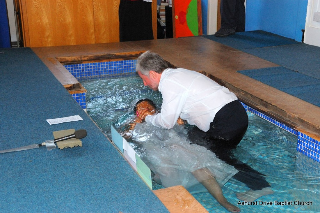 Baptism Is Not Private