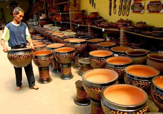 Hasil Produk Keramik Indonesia