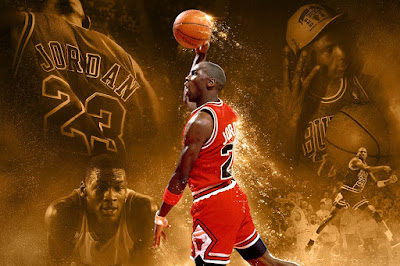 Michael Jordan And Will Smith