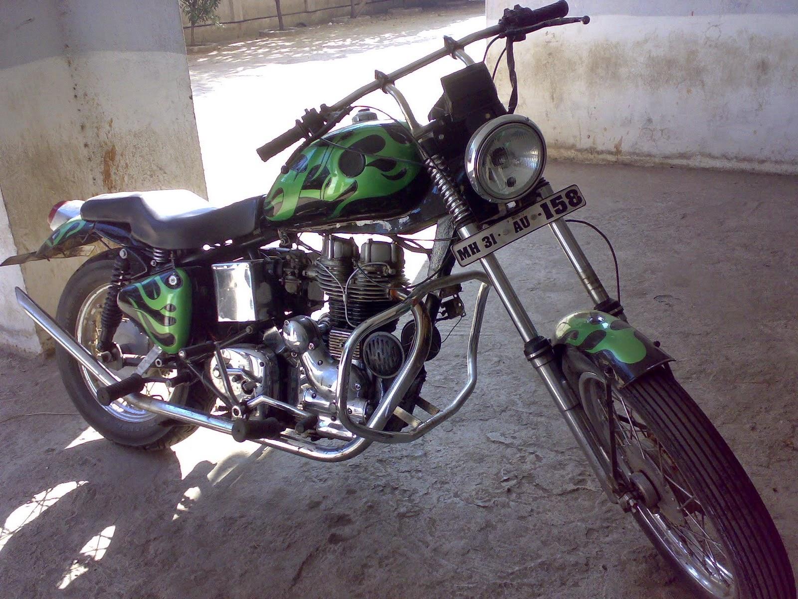 Modified Bullet Bikes Around the World