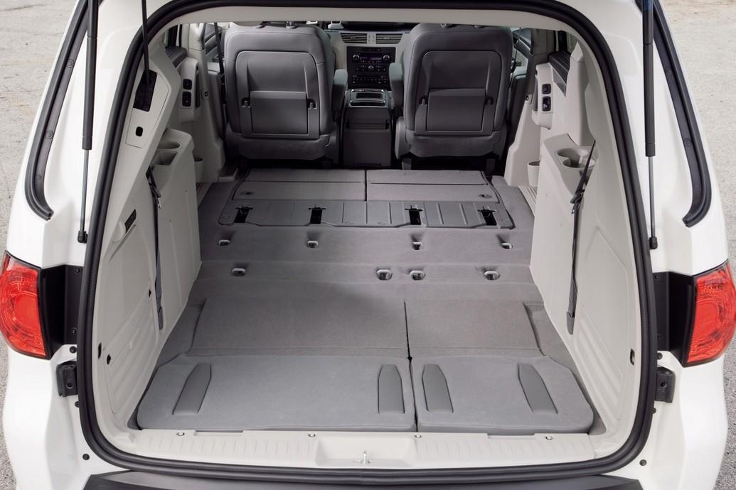 Volkswagen Routan Cargospace