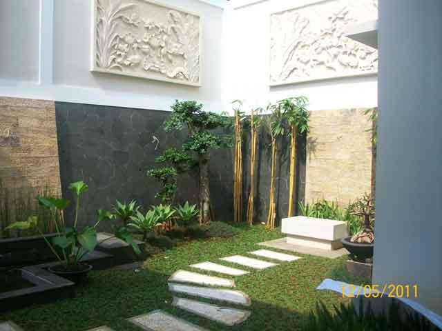 75 Desain Taman Rumah Indoor Gratis