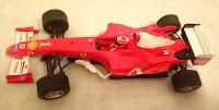 Desguace: Ferrari F2004 Scalextric C1 F1