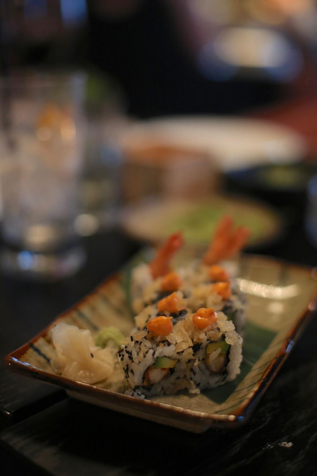 sushi leeds issho