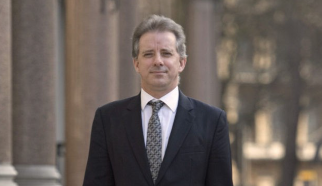 FBI Fully Redacts All but a Handful of Documents on Christopher Steele