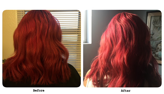 Color Jamz Semi Permanent Hair Color - Daily Diary By Gabriela