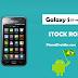 Stock Rom Oficial Galaxy S (GT-I9000B)
