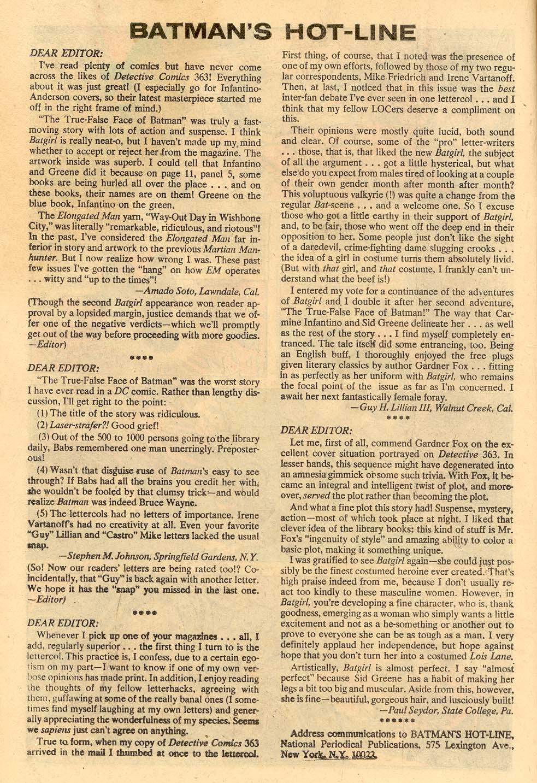 Detective Comics (1937) 367 Page 15