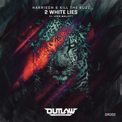 Harrison & Kill The Buzz Unveil new single '2 White Lies'