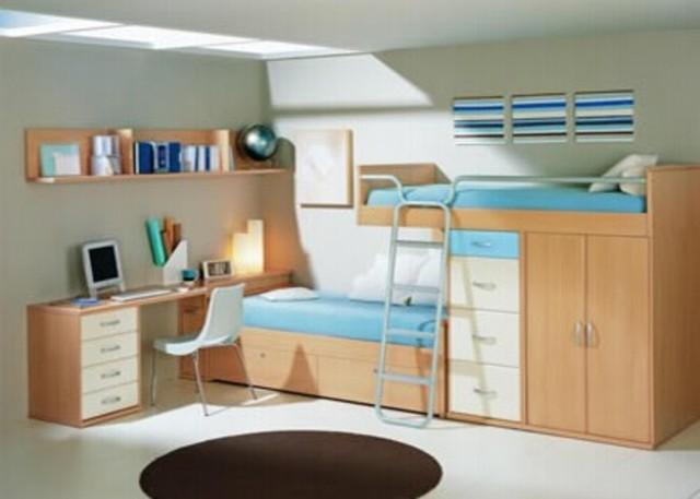 Apuntes revista digital de arquitectura mobiliario de - Camas para jovenes modernas ...