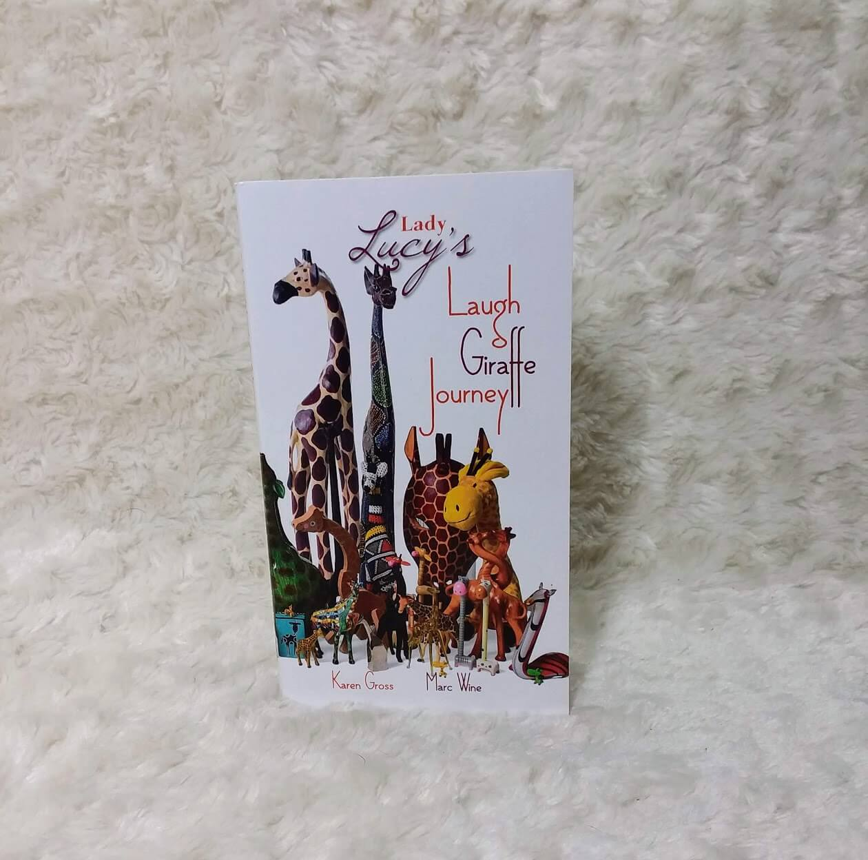 Lady Lucy's Laugh Giraffe Journey book review