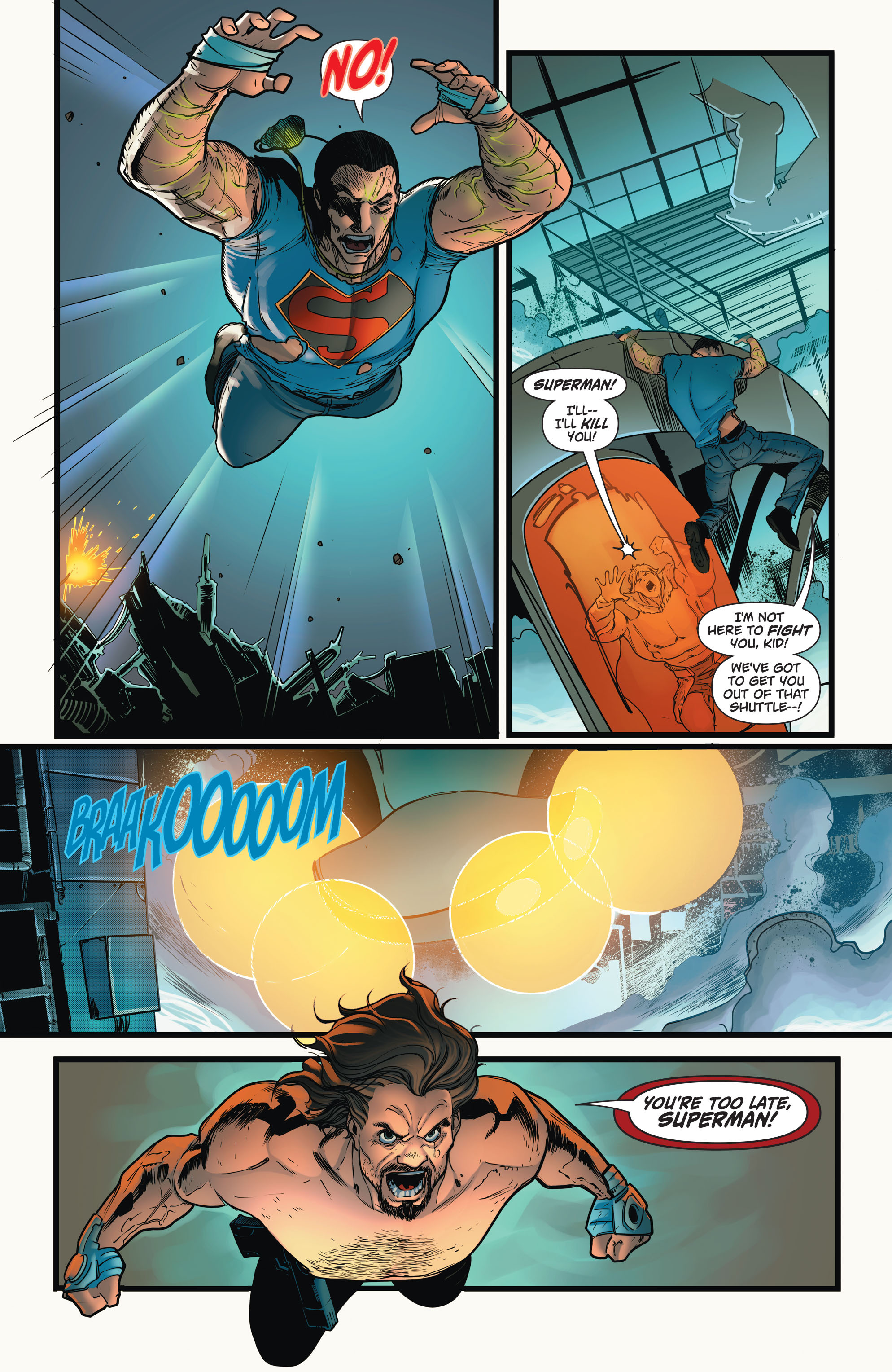 Read online Action Comics (2011) comic -  Issue #50 - 27