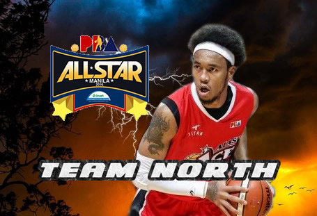 List of TEAM NORTH Roster 2016 PBA All-Star