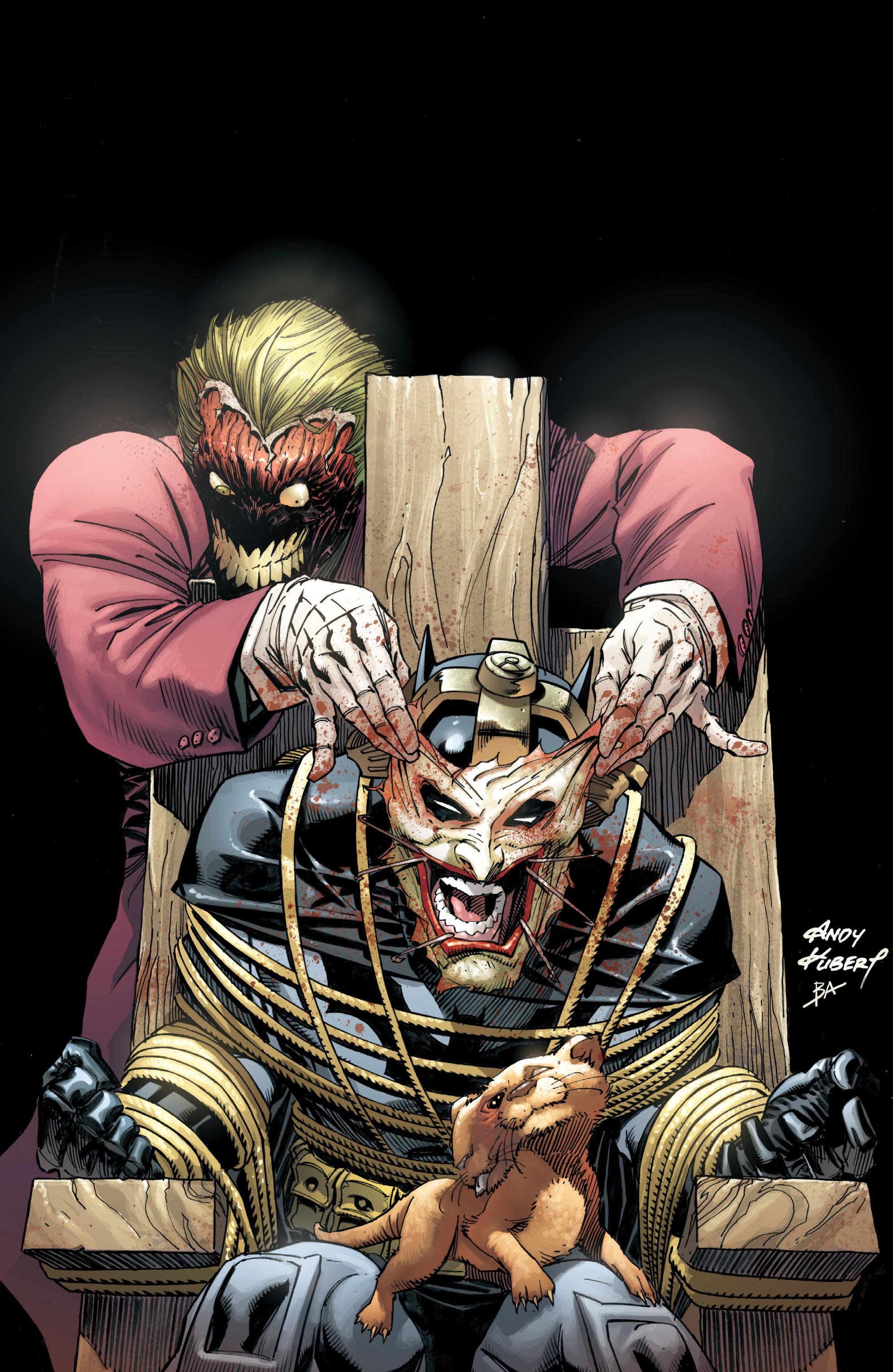 Read online Batman (2011) comic -  Issue # _TPB 7 - 154
