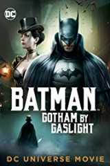 Batman Gotham by Gaslight 2018 - Dublado