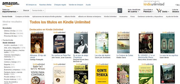 FRANCISCO BAENA CALVO EN AMAZON KINDLE