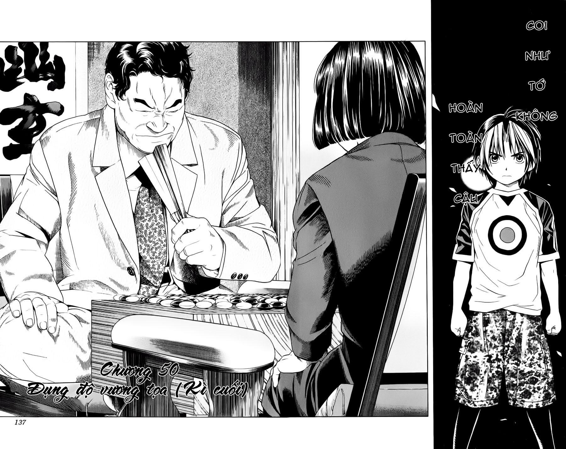 Hikaru No Go hikaru no go chap 50 trang 2
