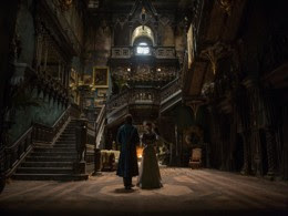 Crimson Peak movie Location