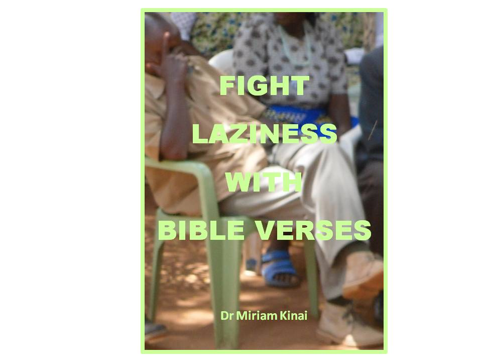 Christian Stress Management: How to Fight Laziness with