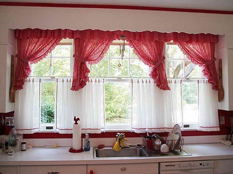 Best 18 Favorite Kitchen Curtains Ideas! That Change Your Kitchen ! Home Decor