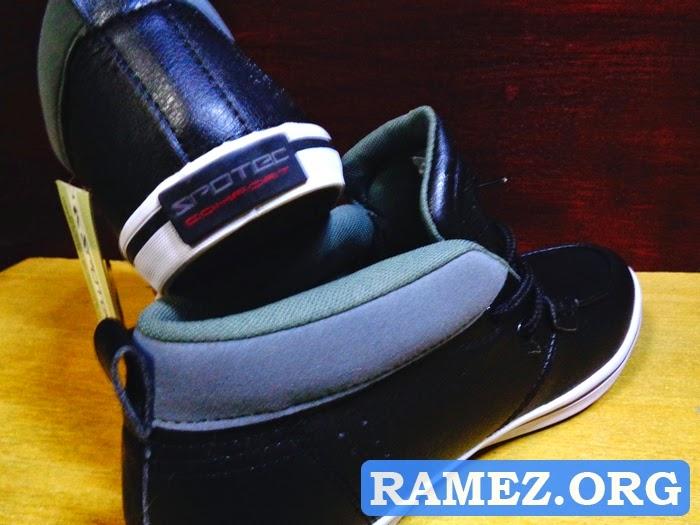 Sepatu Sneakers Skate Pria Spotec Apollo Vulcanized