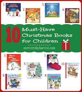 https://www.oureverydayharvest.com/2015/12/10-christmas-books-children.html