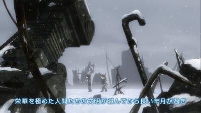 Descargar  Shoujo Shuumatsu Ryokou Capitulo (07/??) Sub español