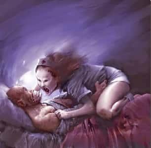 Ditindih Ketika Tidur - Bagaimana & Kenapa Boleh Terjadi
