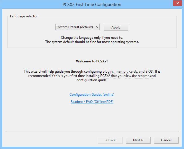 برنامج تشغيل العاب البلايستيشن 2 على الكمبيوتر Download